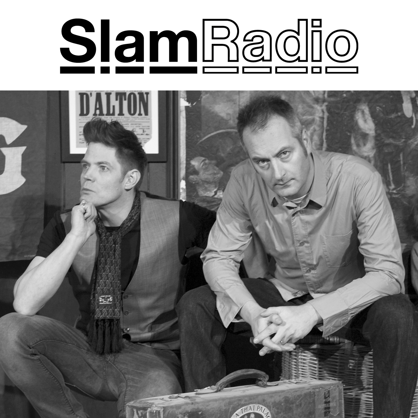Delta Podcasts - #SlamRadio By Soma Records - 262 - Janice (06.10.2017)