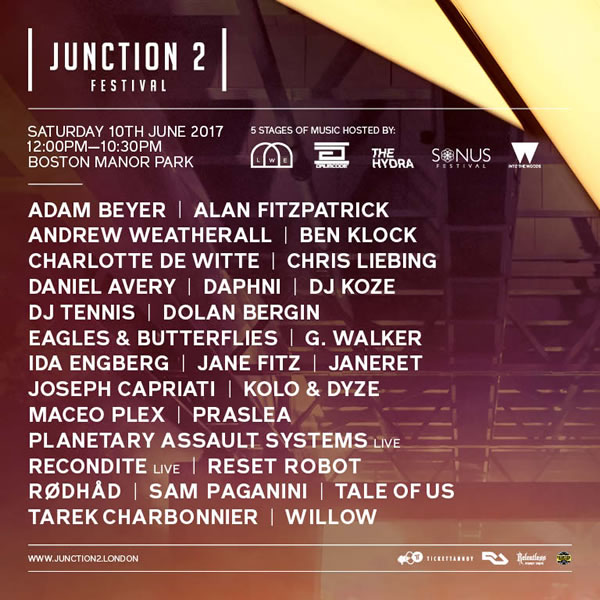Junction 2 2017 Cartel