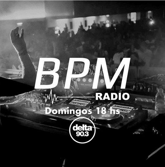 Delta Podcasts - BPM Radio presents Enrique Lastra (07.09.2018)