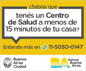 Centros de Salud CABA