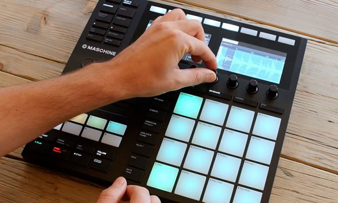 Native Instruments permite grabar loops en su