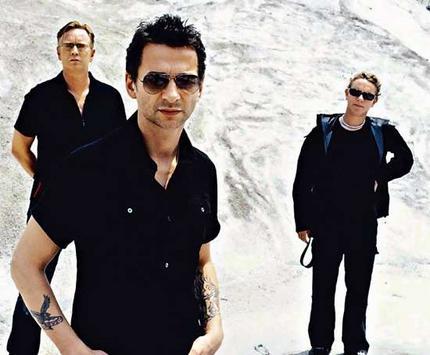 Depeche Mode saca nuevo disco y sale de gira. - Delta 90.3